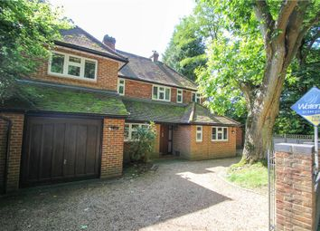 Thumbnail 4 bedroom detached house for sale in London Road, Camberley, Surrey