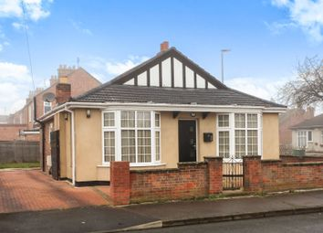 Thumbnail 3 bedroom detached bungalow for sale in Waterloo Road, Peterborough