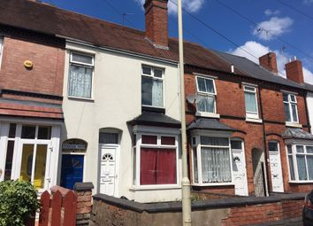 Thumbnail 3 bed terraced house to rent in Shenstone Trading Estate, Bromsgrove Road, Halesowen