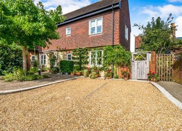Thumbnail 3 bed detached house for sale in Lamberts Lane, Midhurst, West Sussex