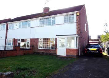 Thumbnail 3 bed semi-detached house to rent in Babbacombe Road, Coventry