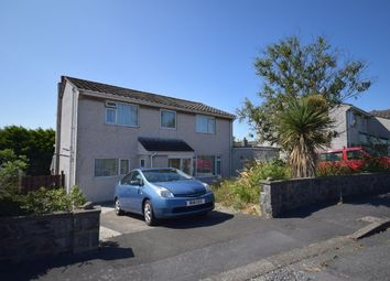 Thumbnail 3 bed property for sale in Thornhill Close, Port Erin