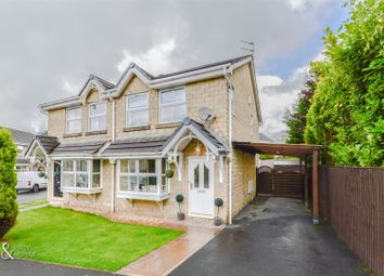 Thumbnail 3 bedroom semi-detached house for sale in Quakers View, Brierfield, Nelson