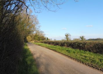 Thumbnail Land for sale in Church Road, Whinburgh, Dereham
