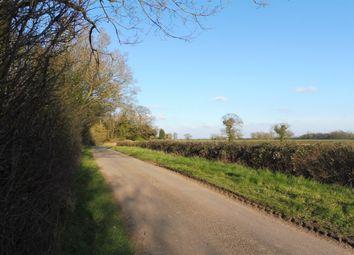 Thumbnail Land for sale in Church Road, Whinburgh, Dereham