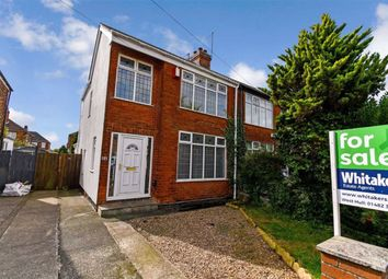 2 bed semi-detached house for sale in Silverdale Road, Beverley High Road, Hull HU6