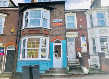 Thumbnail 1 bedroom flat to rent in 7 Cardiff Road, Luton