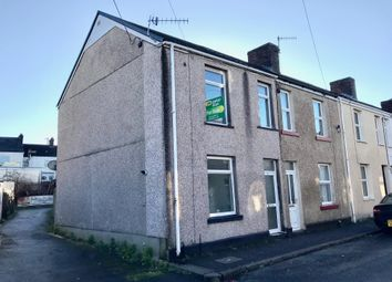 Thumbnail 3 bed end terrace house for sale in Cecil Street, Neath