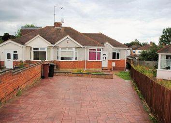 Thumbnail 4 bed semi-detached bungalow for sale in Sandhills Close, Kingsthorpe, Northampton