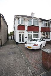 Thumbnail 3 bed semi-detached house to rent in Eskdale Avenue, Northolt