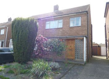 Thumbnail 3 bed semi-detached house for sale in Sermon Drive, Swanley