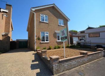 Thumbnail 4 bed detached house for sale in Elmdale Drive, Carlton Colville, Lowestoft