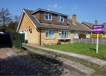Thumbnail 4 bed semi-detached house for sale in Rushfield Road, Liss