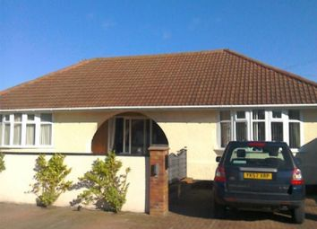 Thumbnail 3 bed bungalow to rent in Beach Road, Sand Bay, Weston-Super-Mare