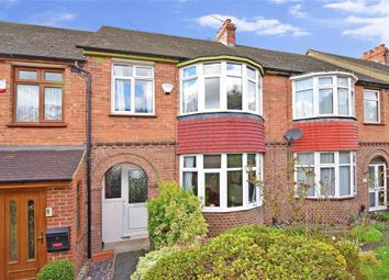Thumbnail 3 bed terraced house for sale in Howard Avenue, Rochester, Kent