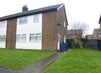 Thumbnail 1 bedroom flat for sale in Peacock Hall Road, Leyland