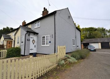 Thumbnail 3 bed semi-detached house for sale in Hempstead Road, Steeple Bumpstead, Haverhill