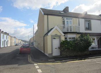 Thumbnail 3 bedroom terraced house to rent in Bond Street, Sandfields, Swansea.