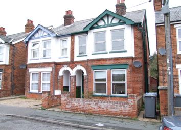 Thumbnail 4 bed semi-detached house for sale in Carr Avenue, Leiston