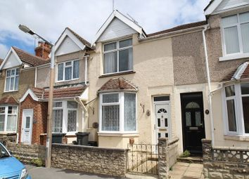 Thumbnail 3 bedroom terraced house for sale in Drew Street, Swindon