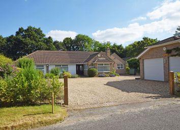 Thumbnail 4 bedroom detached bungalow for sale in Isington Road, Isington, Alton, Hampshire