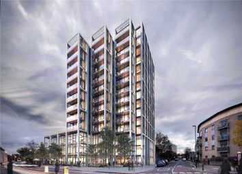 Thumbnail 1 bed flat for sale in Culvert Road, London