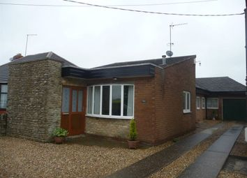 Thumbnail 3 bed bungalow to rent in Bedford Road, Brafield On The Green, Northampton