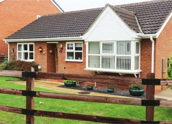 Thumbnail 2 bed detached bungalow for sale in Country Meadows, Market Drayton, Shropshire