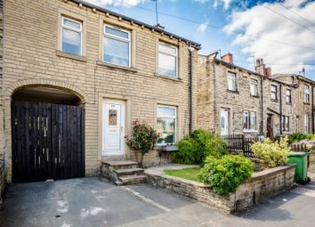 Thumbnail 3 bed terraced house for sale in Wakefield Road, Huddersfield
