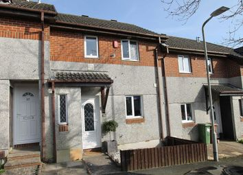 Thumbnail 2 bedroom terraced house for sale in Smeaton Square, Plymouth