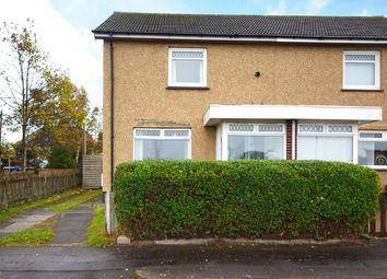 Thumbnail 3 bed semi-detached house for sale in Buchan Road, Troon
