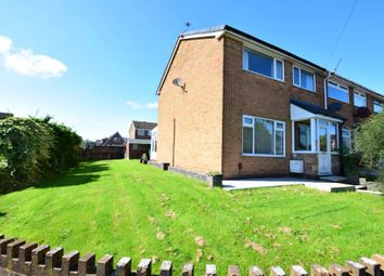 Thumbnail 3 bed end terrace house for sale in Princess Avenue, Wesham, Preston