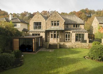 Thumbnail 4 bed detached house for sale in Halifax Road, Ripponden, Halifax, West Yorkshire
