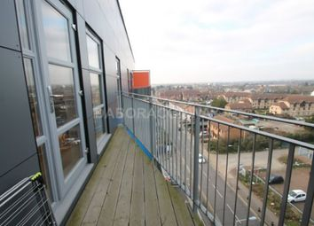 Thumbnail 2 bed flat to rent in 609 Spectrum Building, 22 Freshwater Road, Romford, Essex