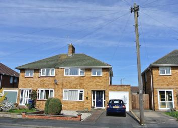 Thumbnail 3 bed semi-detached house for sale in Briars Close, Churchdown, Gloucester