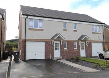 Thumbnail 3 bed semi-detached house to rent in Hallhill Drive, Johnstone