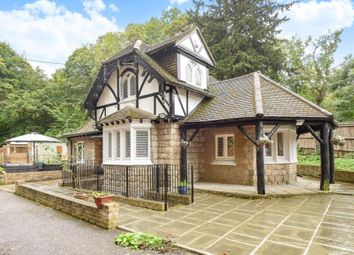 Thumbnail 2 bed detached house for sale in Westerham Road, Keston