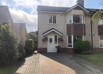Thumbnail 4 bed semi-detached house for sale in 60 The Gallops, Gorey, Wexford County, Leinster, Ireland