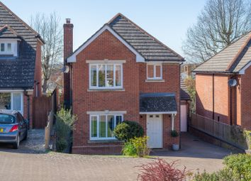 Thumbnail 4 bed detached house for sale in Little Copse Close, Chartham, Canterbury