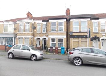 Thumbnail 4 bed shared accommodation to rent in Ryde Street, Hull