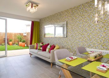 "Thumbnail 3 bed semi-detached house for sale in ""The Thirston"" at Carr Green Lane, Mapplewell, Barnsley"