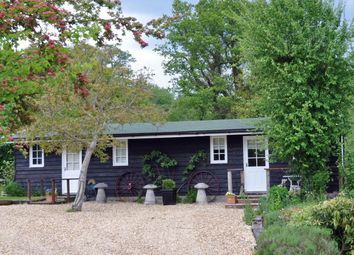 Thumbnail 1 bed detached bungalow to rent in Down Park Farm, West Harting, Petersfield