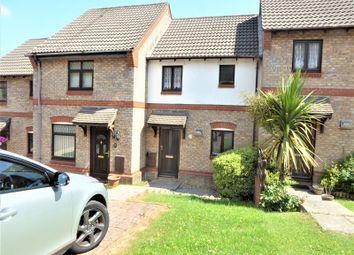 Thumbnail 2 bed terraced house for sale in Hazel Tree Way, Brackla, Bridgend