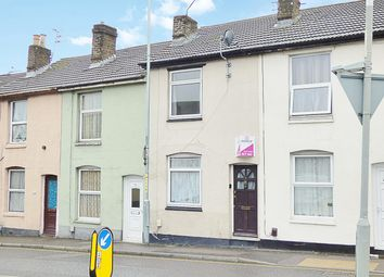 2 bed terraced house for sale in James Street, Gillingham ME7