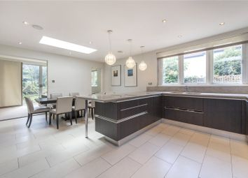 Thumbnail 5 bed semi-detached house to rent in Goldhurst Terrace, South Hampstead, London