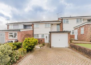Thumbnail 3 bed terraced house for sale in Plomley Close, Rainham, Gillingham