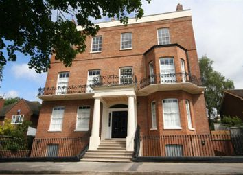 Thumbnail 2 bed flat to rent in Newbold Terrace East, Leamington Spa