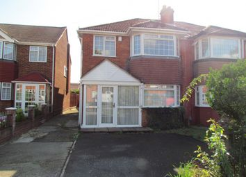 Thumbnail 4 bed semi-detached house for sale in Warwick Drive, Cheshunt