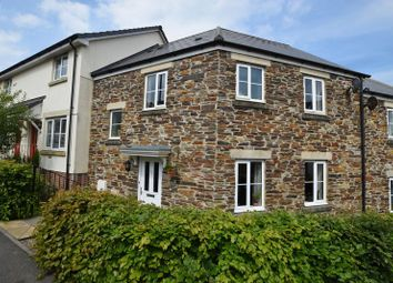 Thumbnail 3 bed terraced house for sale in Kit Hill View, Launceston