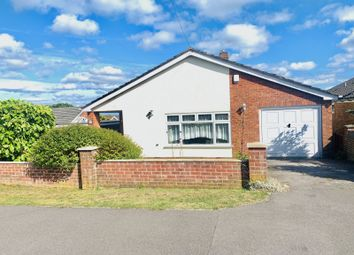 Thumbnail 3 bed bungalow for sale in Yardley Road, Hedge End, Southampton